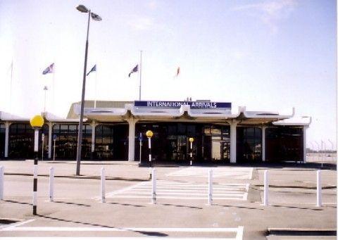 クラーイストチャーチ空港