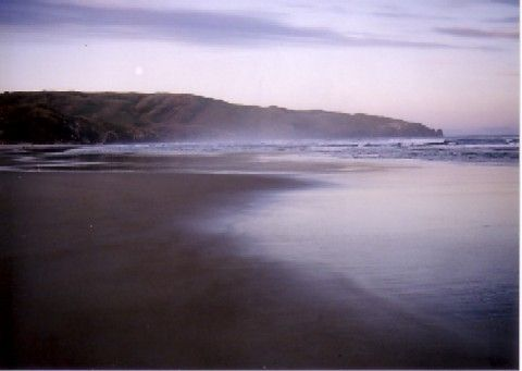 Portbelloのビーチ