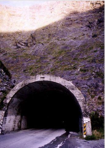 ホーマートンネル