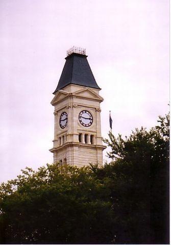 Ohamaruの時計台